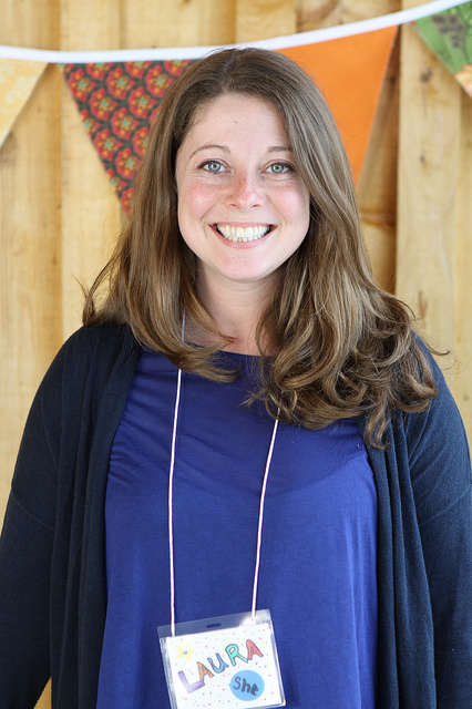 Photo of incoming HeartWood Executive Director: Laura Swaine
